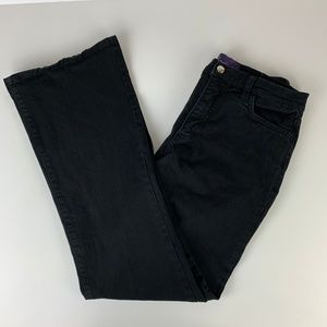 Not Your Daughter's Jeans Black Stretch Size 6